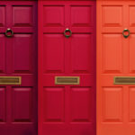 Make Your Entry A-door-able With the Right Color